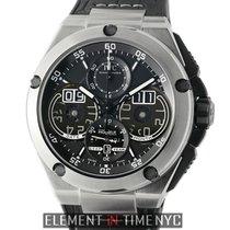 IWC Ingenieur Titanium Perpetual Calendar Chronograph 46mm