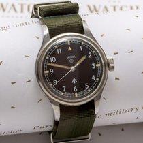 Smiths W10 bristish military wrist watch