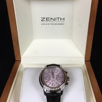 Zenith El Primero Chronomaster Diamonds Lady