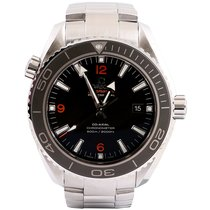 Omega Seamaster Planet Ocean 45.5mm Steel