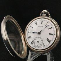 Waltham - Groot zilveren zakhorloge - 4686648 - Men - 1890