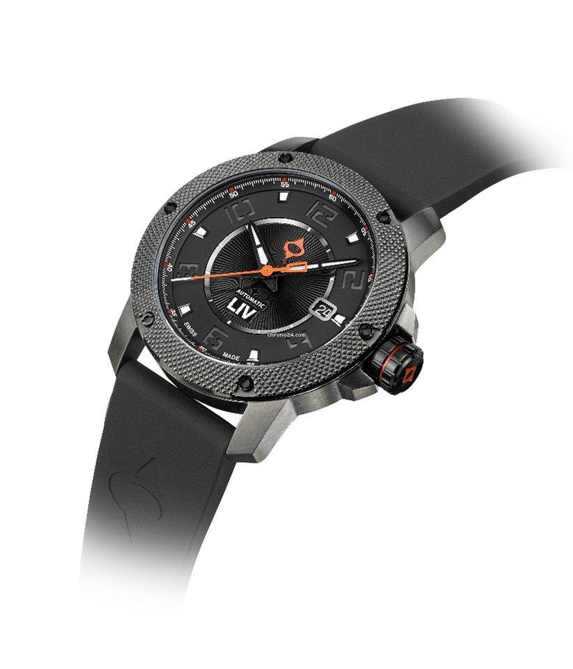 Hedendaags Liv Watches horloges - Alle prijzen voor Liv Watches horloges op VW-42