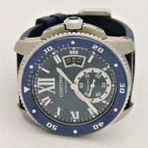 Cartier Calibre de Cartier Diver Blue Dial Blue Bezel