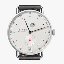 NOMOS Steel 37mm Manual winding 1101 new