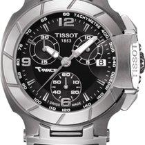 Tissot Reloj de dama T-Race 40,68mm Automático usados Reloj con estuche y documentos originales 2013