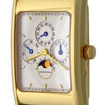 Audemars Piguet Edward Piguet Yellow gold 27mm Silver Arabic numerals