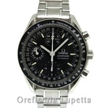 Omega 35205000 Steel Speedmaster Day Date 39mm