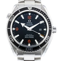 Omega 2200.51.00 Staal 2010 Seamaster Planet Ocean 45.5mm tweedehands