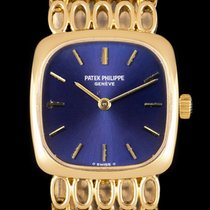 Patek Philippe Golden Ellipse pre-owned 20mm Yellow gold