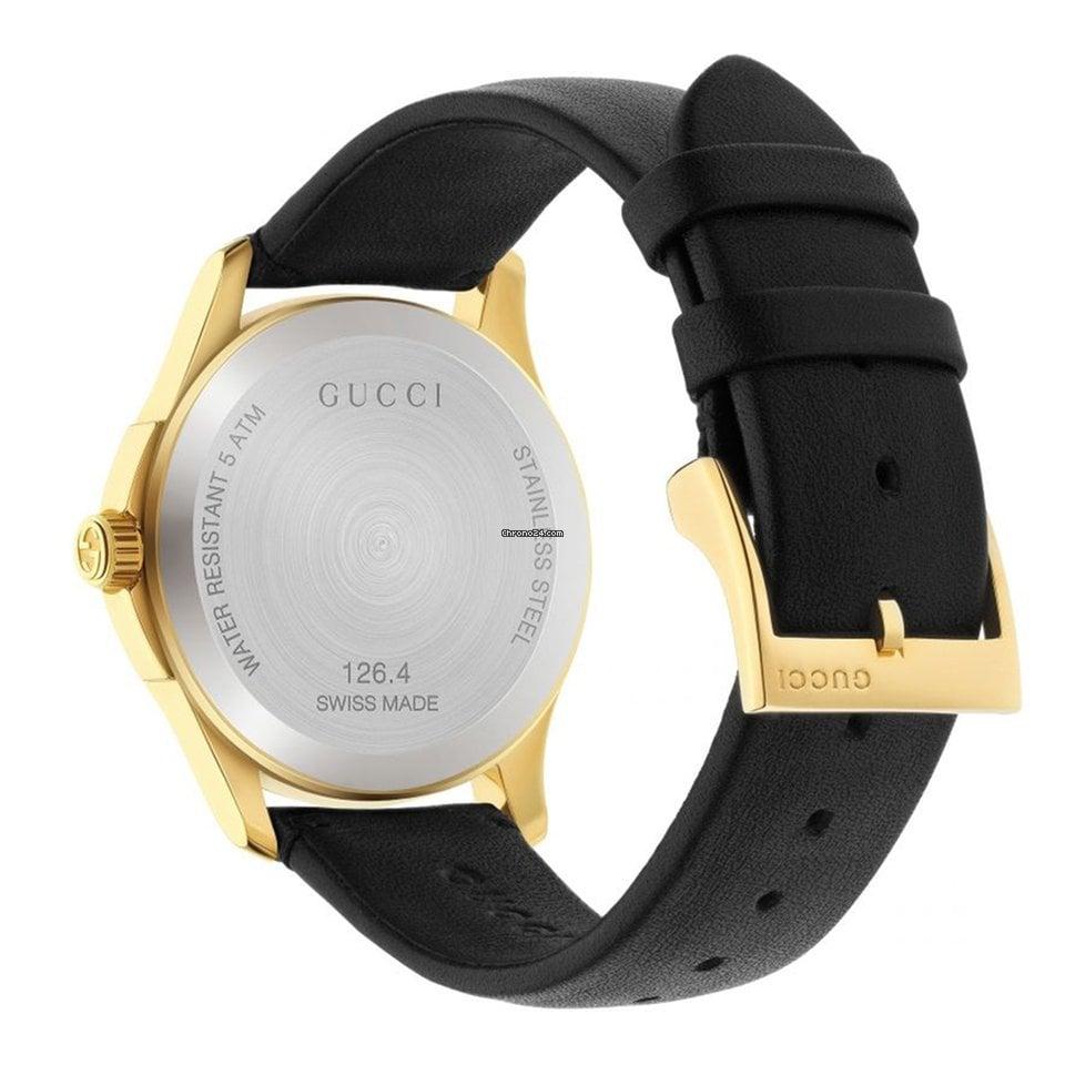 5e8f0495b80 Gucci Unisex YA1264027 G-Timeless saati 3.717 TL´ya satisa sunulmustur -  Seller - Chrono24