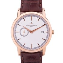 Vacheron Constantin Patrimony Rose gold 38mm Silver
