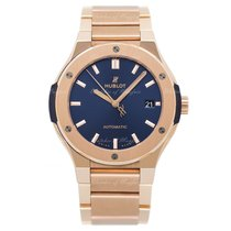 Hublot Rose gold 45mm Automatic 510.OX.7180.OX new
