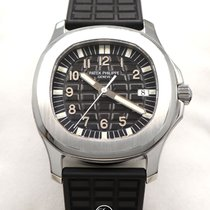 Patek Philippe 5064A-001 Steel Aquanaut 36mm pre-owned