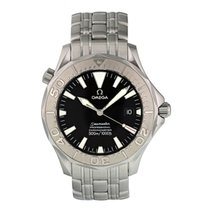 Omega Seamaster 2230.50.00 2005 pre-owned