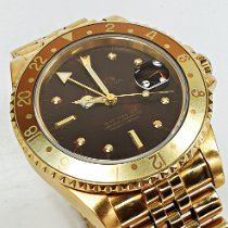 Rolex GMT-Master 16758 1984 pre-owned