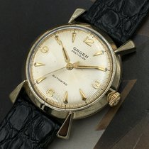 Gruen Gold/Steel Automatic pre-owned
