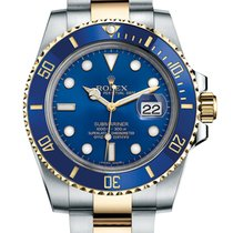 Rolex 116613LB Gold/Steel 2019 Submariner Date 40mm new United States of America, California, Los Angeles