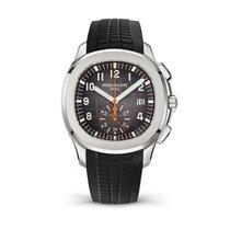 Patek Philippe Steel Automatic Black Arabic numerals 42.2mm new Aquanaut