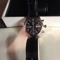 IWC Pilot Chronograph R.3705 pre-owned