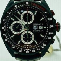 TAG Heuer Formula 1 Calibre 16 CAZ2011.FT8024 New Titanium 44mm Automatic