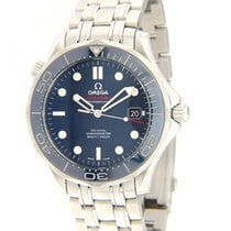Omega Seamaster Diver 300 M 21230412003001 Very good Steel 42mm Automatic
