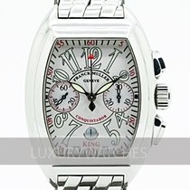 Franck Muller Steel 50mm Automatic 8005 K O AC pre-owned