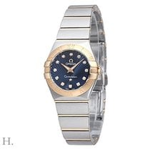 Omega Constellation Quartz 123.20.24.60.53.001 2019 nouveau