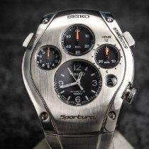 Seiko Sportura Steel 41mm