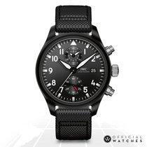 IWC Pilot Chronograph Top Gun IW389001