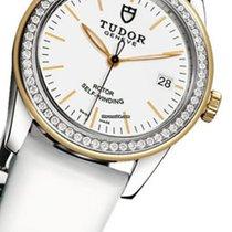 Tudor Glamour Date 55023 - Tudor Glamour Date Automatic  Biel white neu