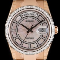 Rolex Day-Date Rose Gold 118395BR