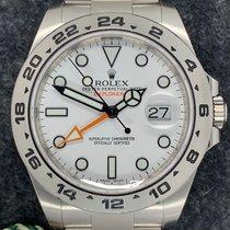 Rolex Explorer II, Ref. 216570,  LC100, NEUWERTIG