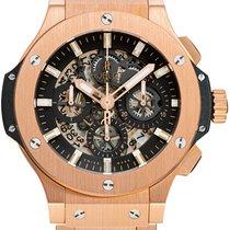 Hublot Big Bang Aero Bang new Automatic Chronograph Watch with original box and original papers 311.PX.1180.PX