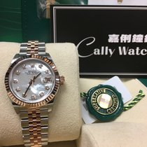 Rolex New 2016 28mm Datejust 279171 NG MOP Diamond  珍珠貝殼鑽石