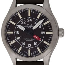 Ball : Engineer Master II Aviator GMT :  GM1086C :  Stainless...