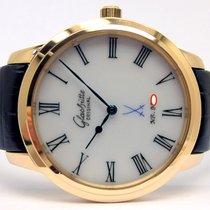 Glashütte Original limitierte Senator MEISSEN 100-10-01-01-04 ...