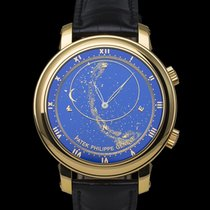 Patek Philippe Celestial pre-owned 43mm Yellow gold