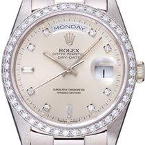 ロレックス (Rolex) Day-Date Oro Bianco Ref. 18349