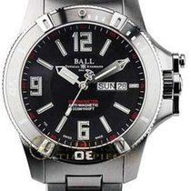 Ball Engineer Hydrocarbon Spacemaster DM2036A-SCAJ-BK nov