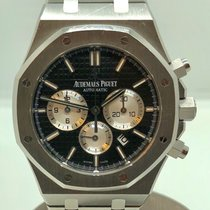 Audemars Piguet Royal Oak Chronograph 41 mm with white and...