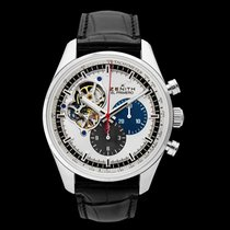 Zenith El Primero Chronomaster Steel 42.00mm Silver United States of America, California, San Mateo
