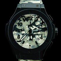 Hublot Big Bang 44 mm Titane 44mm Blanc Arabes Belgique, Brussel