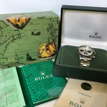 "Rolex Daytona 6263 ""small red"" B&P Top Condition"