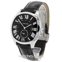 Cartier Drive de Cartier pre-owned 40mm Steel