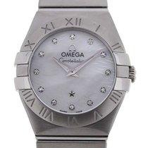 Omega Constellation Quartz 123.10.24.60.55.004 2020 nouveau