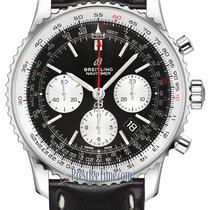 Breitling Navitimer 1 B01 Chronograph 43 Steel 43mm Black
