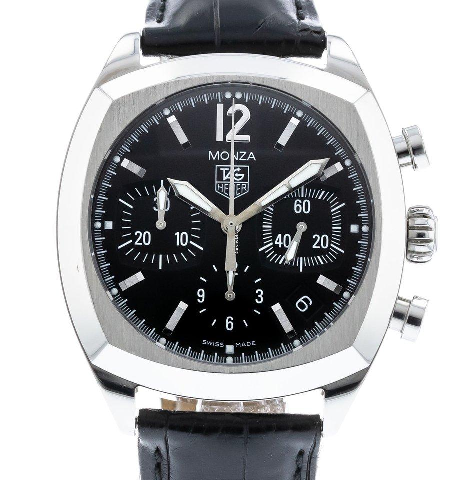 Μεταχειρισμένα ρολόγια TAG Heuer Monza  776e628f79f