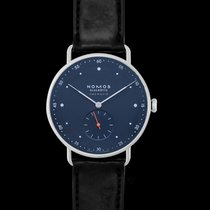 NOMOS Metro Neomatik new Automatic Watch with original box and original papers 1115
