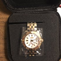 Breitling Galactic 36 Gold/Steel 36mm Mother of pearl No numerals United States of America, California, VACAVILLE