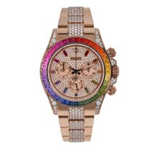 ロレックス Cosmograph Daytona Everose Rainbow Watch 116595RBOW